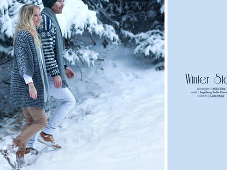 PQs Winter Story.