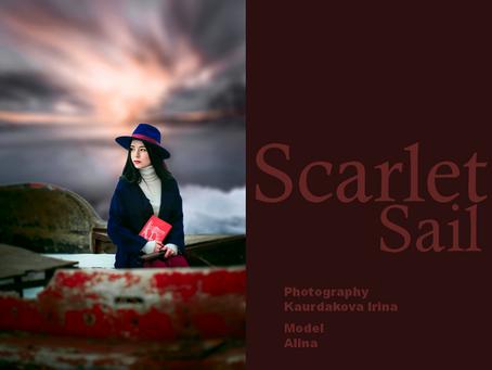 PQs Scarlet Sail
