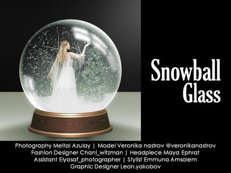 PQs Snowball Glass