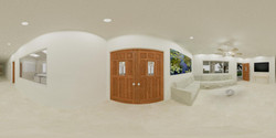 RECEPTION AREA 3D