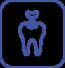 Zahnfarbene Füllung Zahnarztpraxis Dr. Antje Sebald Königstein im Taunus