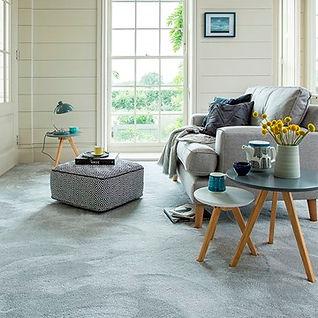 deep pile carpet