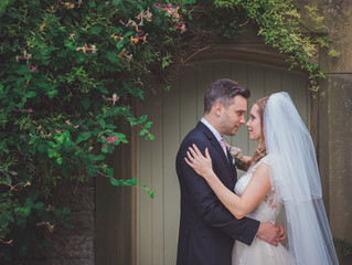 A summer wedding at Cressbrook Hall in Derbyshire