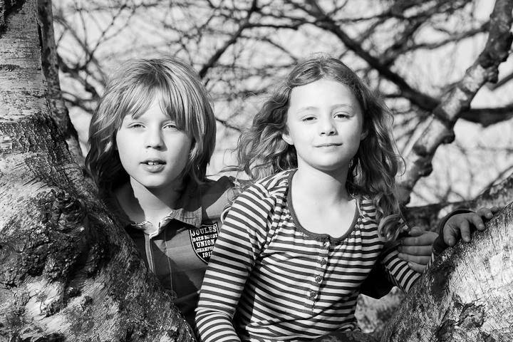 Child portrait Derbyshire