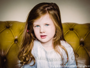 Why I love photographing children