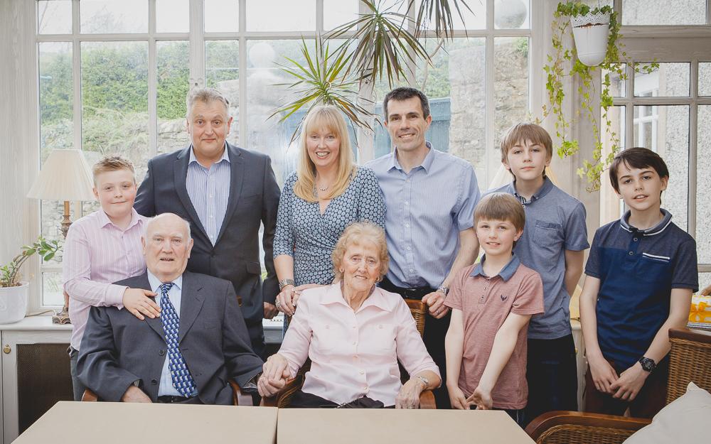 Photo of 50th wedding Bakewell