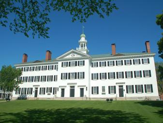 Quora: How do you get into Dartmouth College?