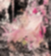 Rosa Delfin | surreal abstrakte Malerei