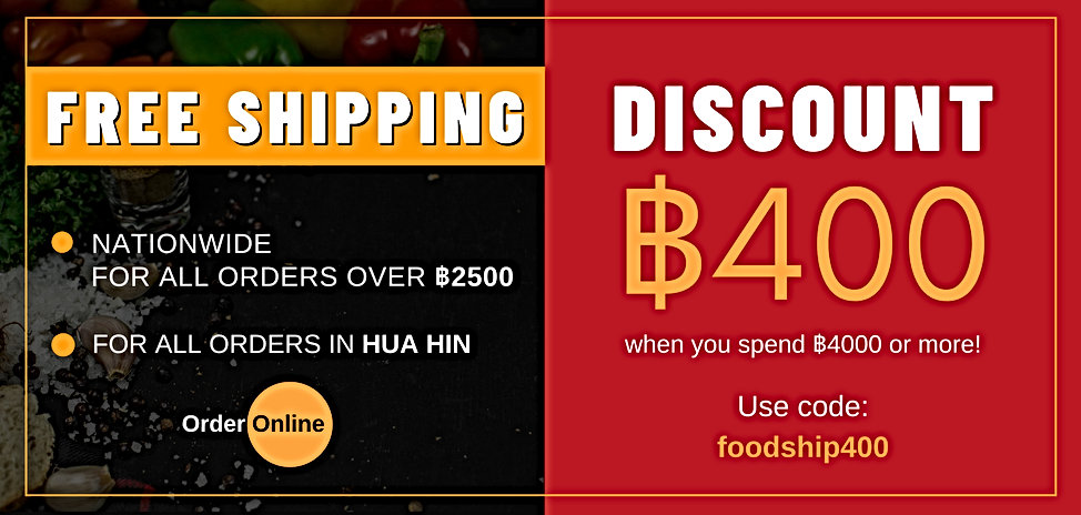 Foodship special offers