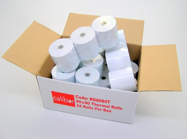 Thermal Receipt Paper - 24 Pack