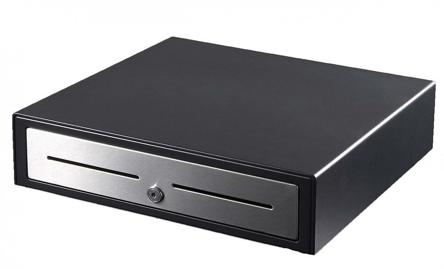 Extra Small Cash Drawer - 4 Note, 8 Coin. 350mm Wide