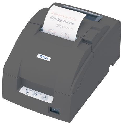 Epson TMU220B Dot Matrix Receipt Printer