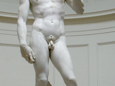David, Michelangelo e as dualidades