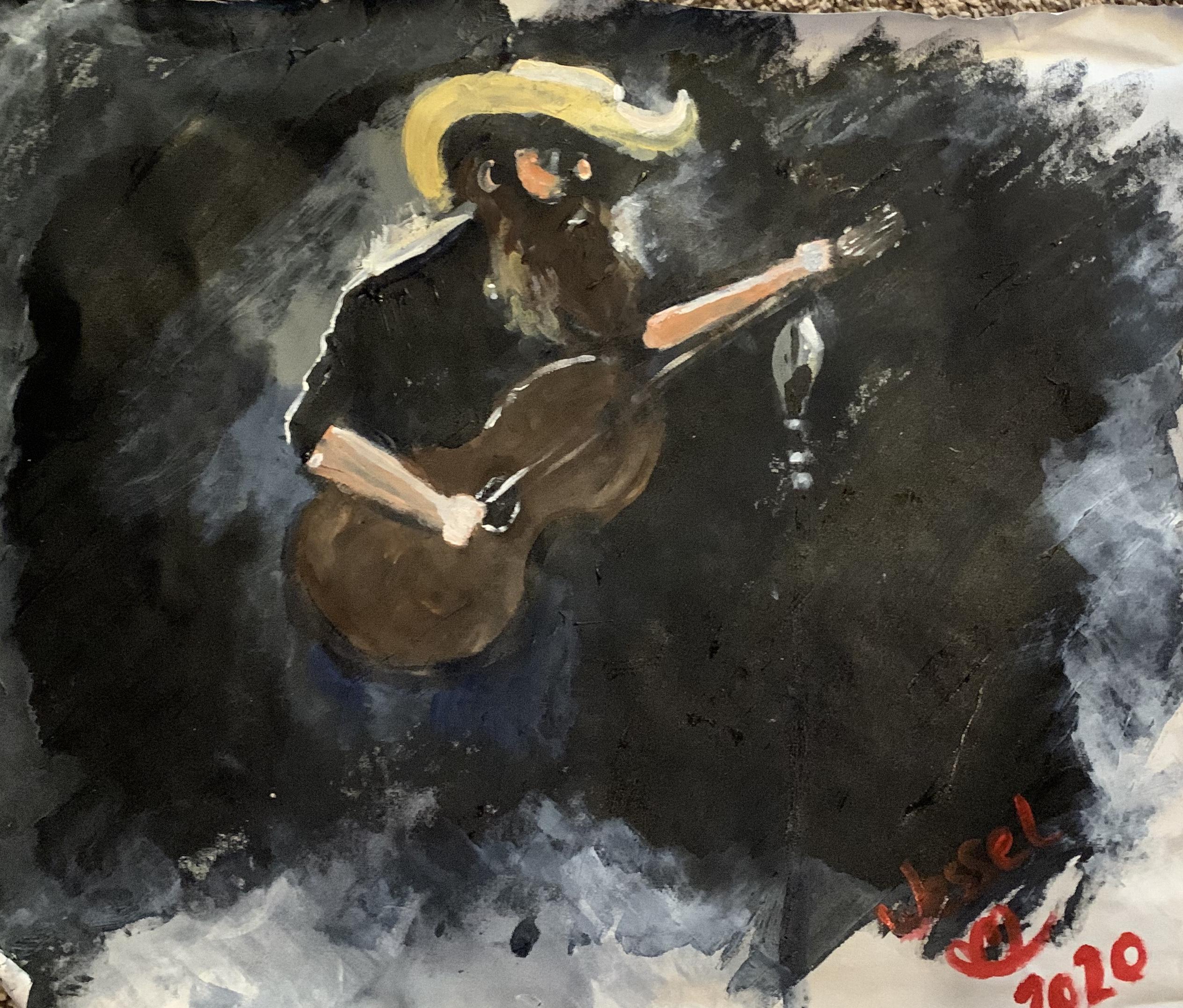 Chris Stapleton at Country Music Awards
