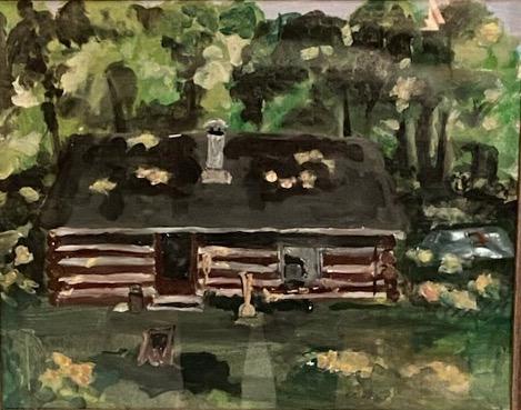 Chris's cabin