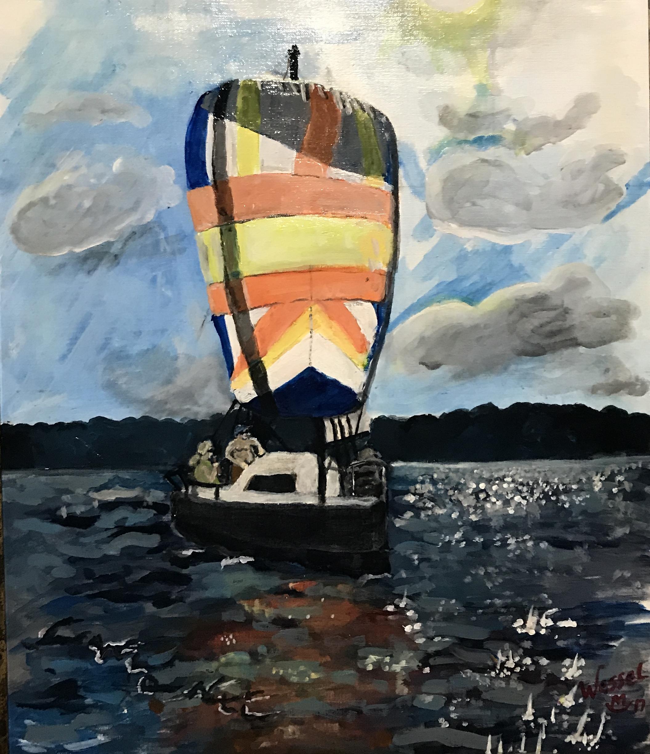 Sailing *Sold*