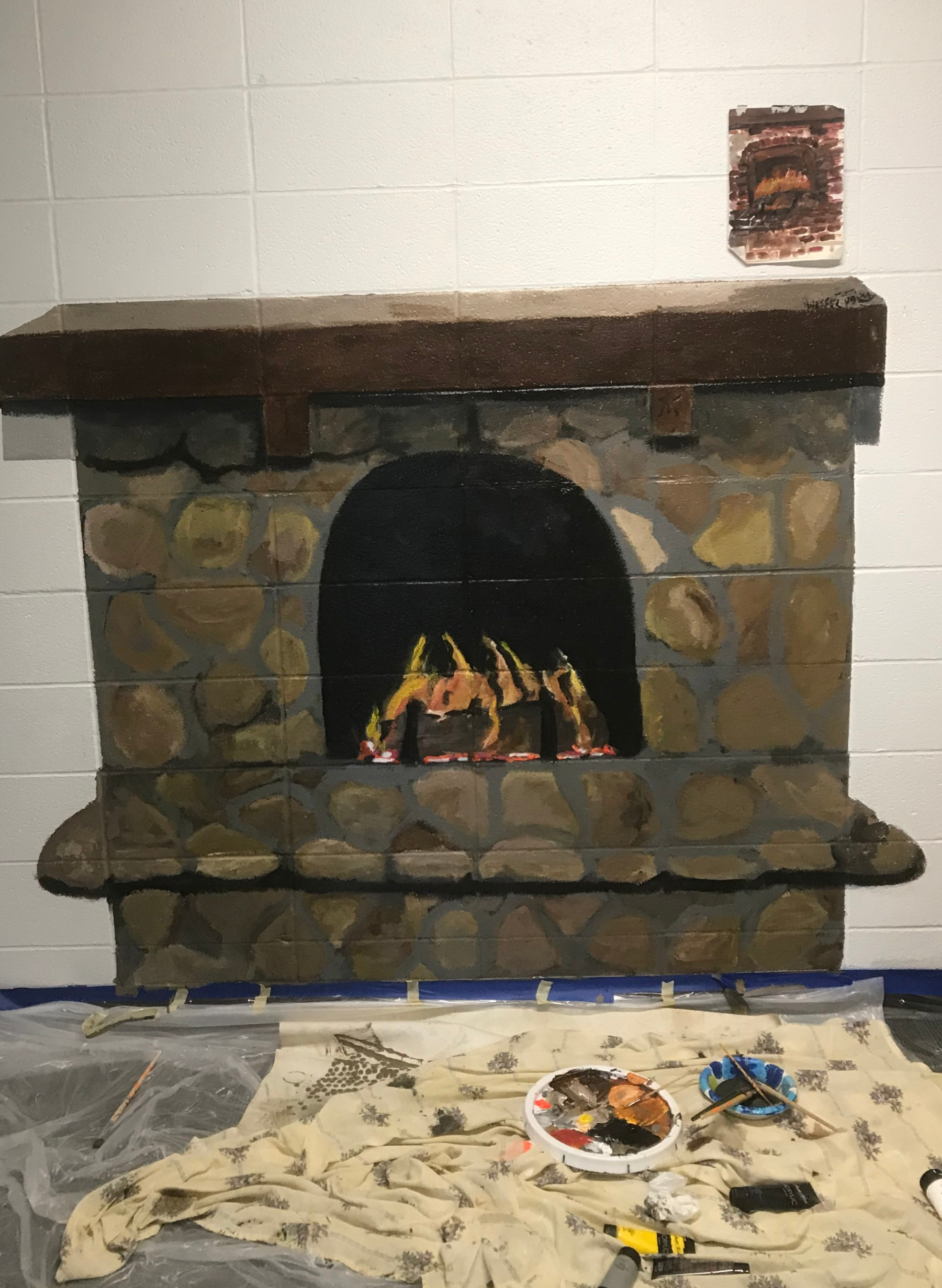 """""""Fire Place"""""""