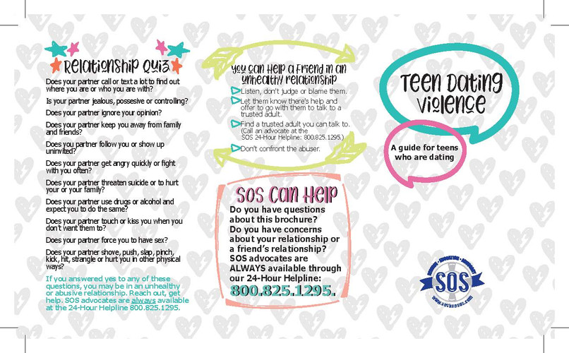 Teen Dating Violence Wallet Card _Final_