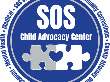 New Logo for the SOS Child Advocacy Center