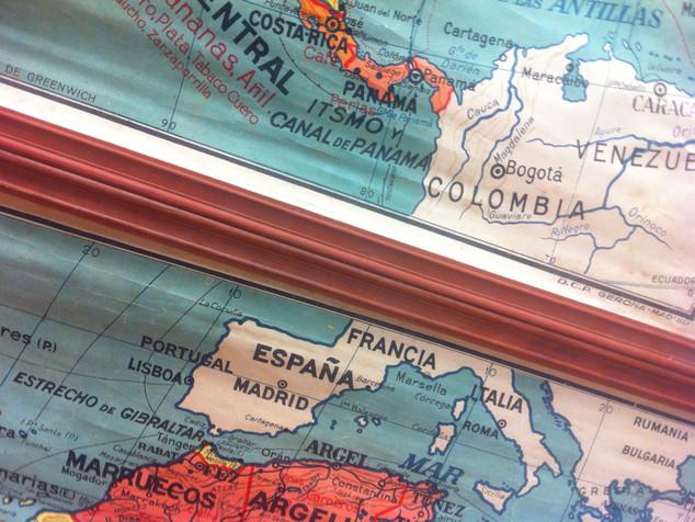 las reglas cartográficas