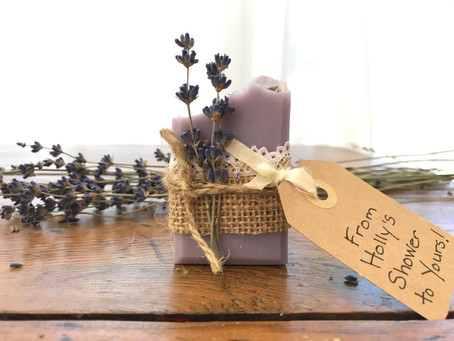 Soap Favors and Rites of Passage