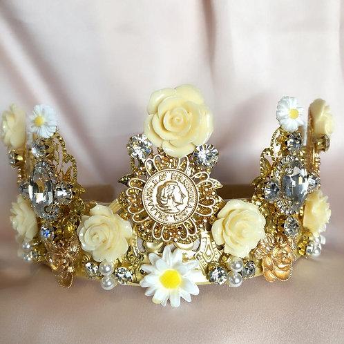 Rose's Crown - Cream