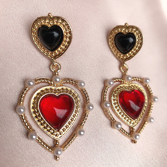 Play With My Heart Earrings