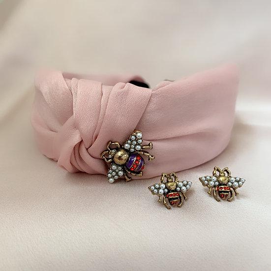 Silk Wasp - Pink