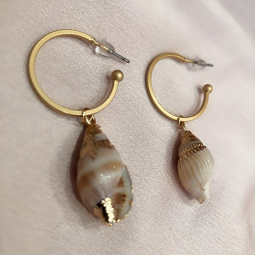 Shelly Earrings - Thin