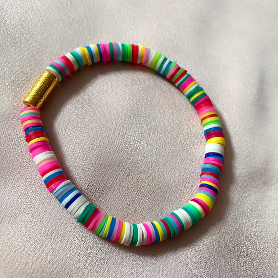 Ibiza Bracelet - Rainbow