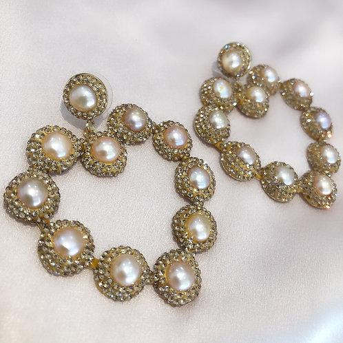 Claudia's Hearts Earrings