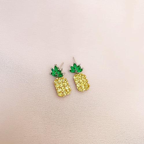 Pineapples - Yellow