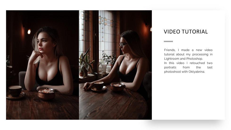 VANKOU Video Tutorial 2019 + Bonus PSDs