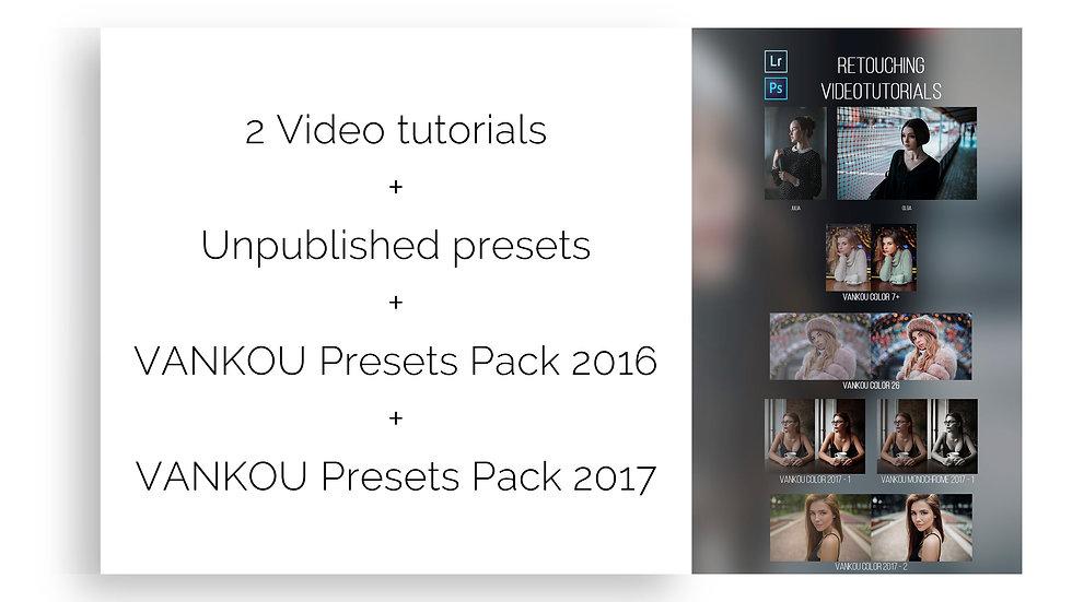VANKOU Video Tutorial