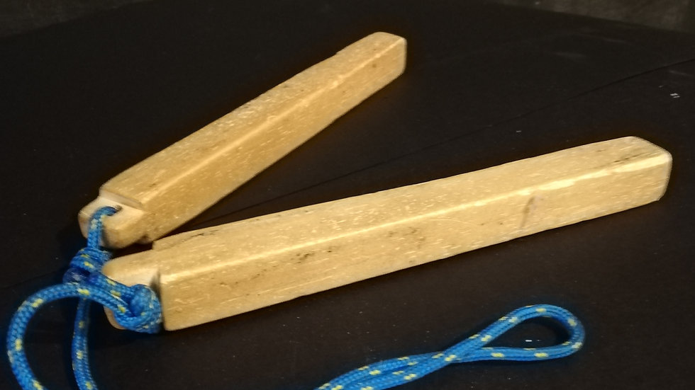 Accessori Kamishibai: Hyoshigi