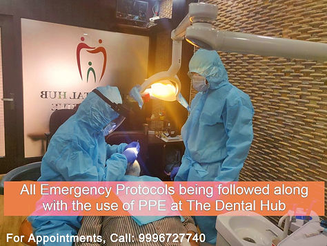 painless dental treatment in Gurgaon