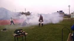 Arrr...cannon fire!