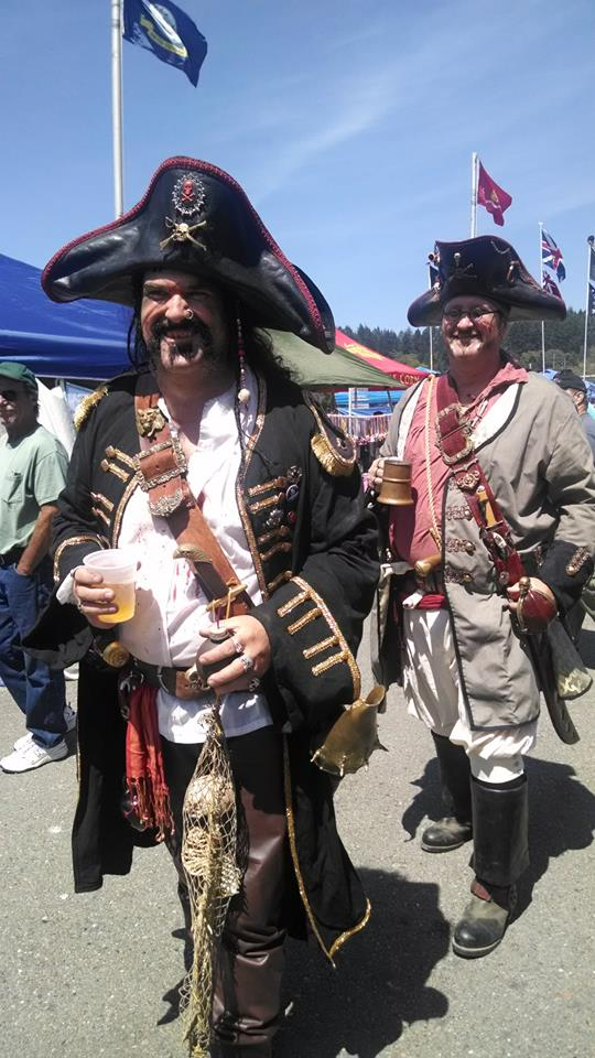 Great Pirate Garb!