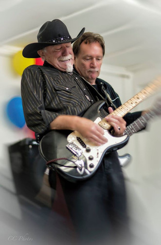 Spence Brothers Blues Band Troy and Rodney Spence