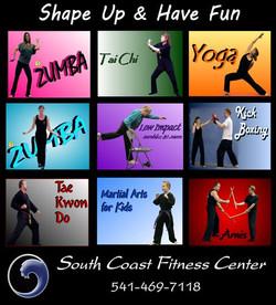 South Coast Fitness Center