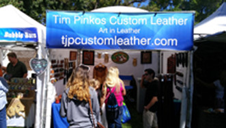 Tim Pinkos Custom Leather