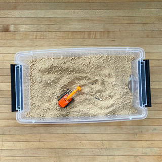 cereal sand construction