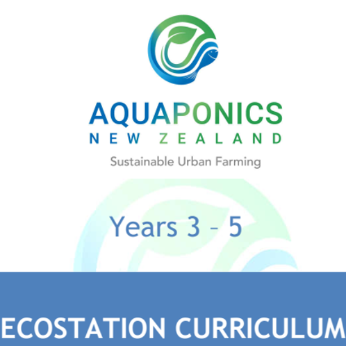 The EcoStation Curriculum for year 3 -5