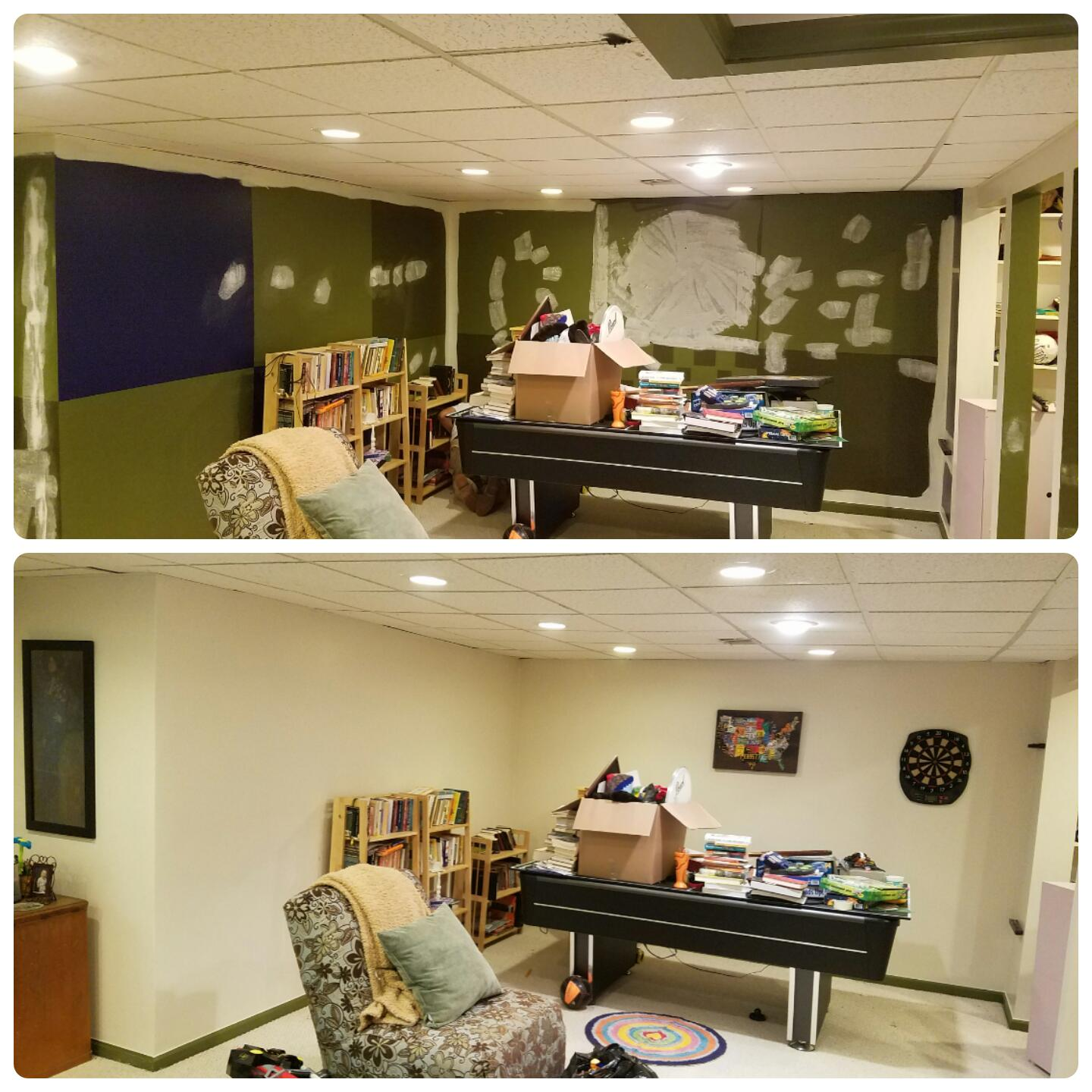 interior painting roswell ga