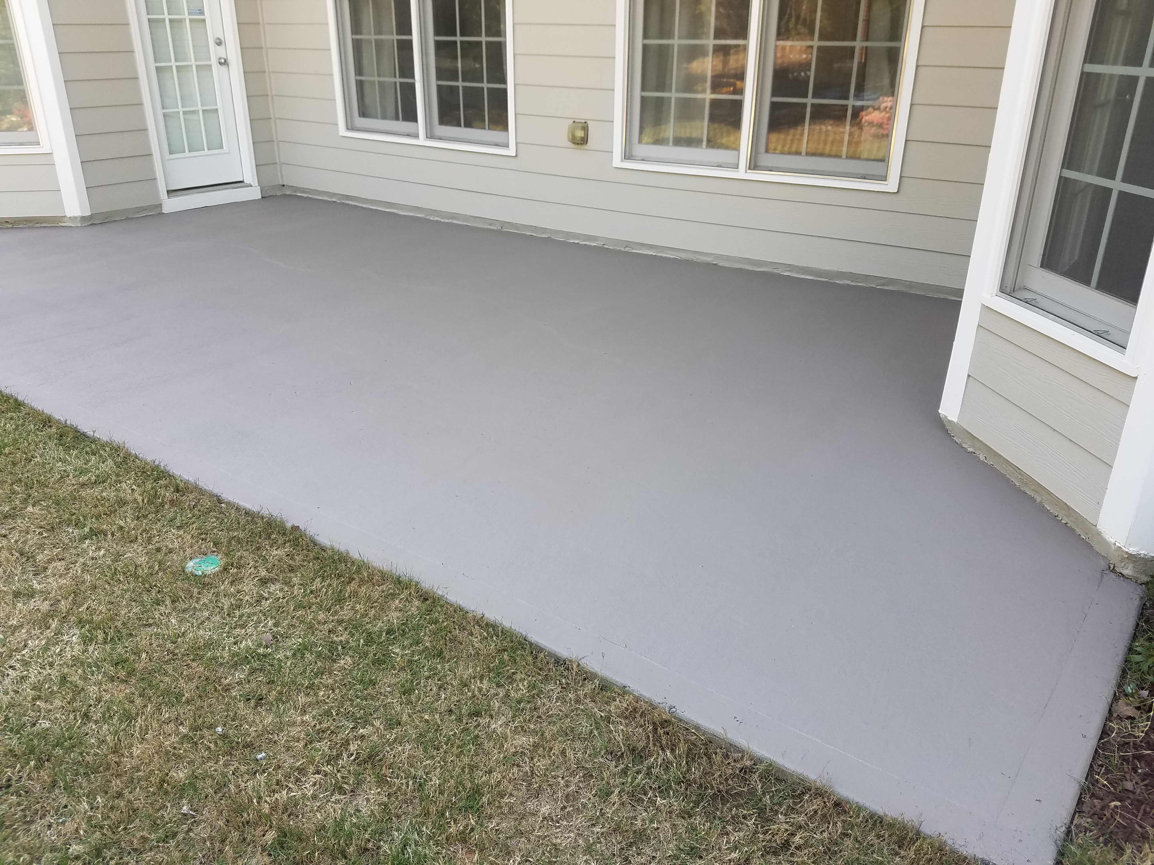 Concrete Staining Roswell Ga