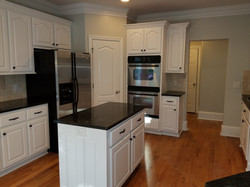 Cabinet Painting Roswell Ga