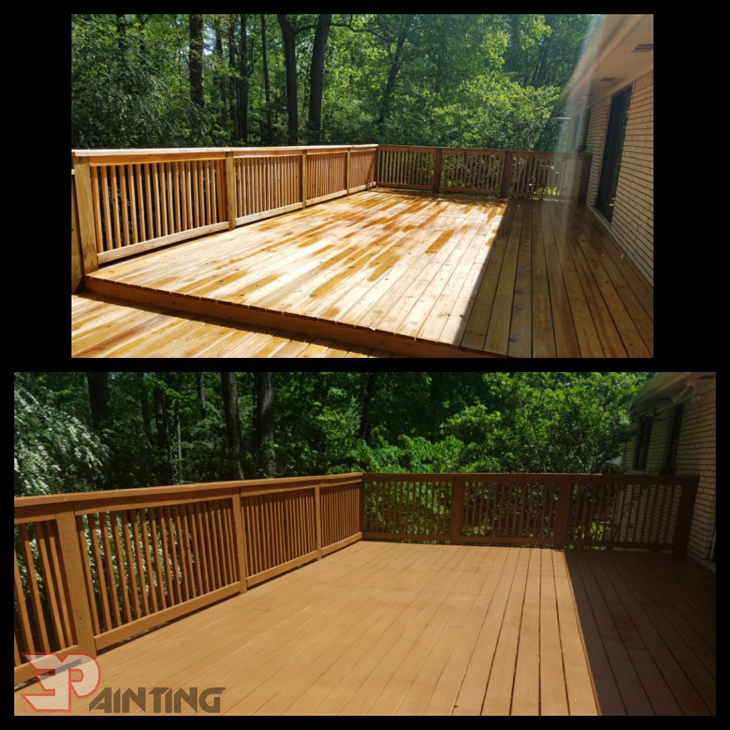 Deck Staining Norcross Ga