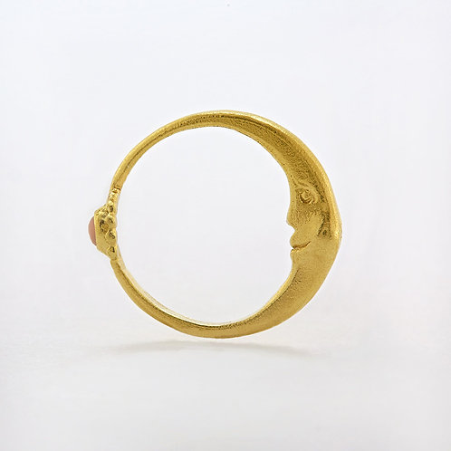 Twilight Ring Gold Plated
