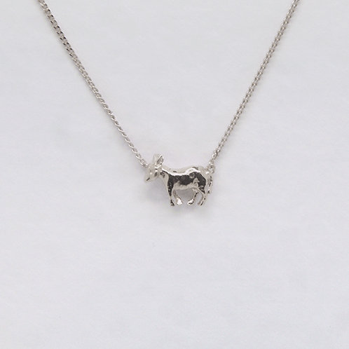 Donkey Necklace Silver