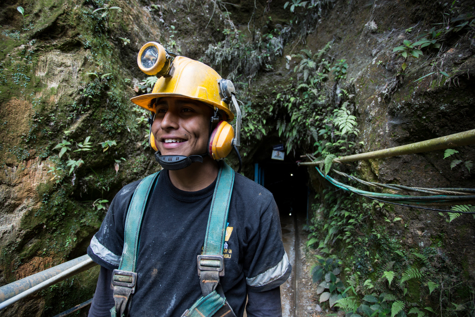 Chede mining organization Colombia c ARM